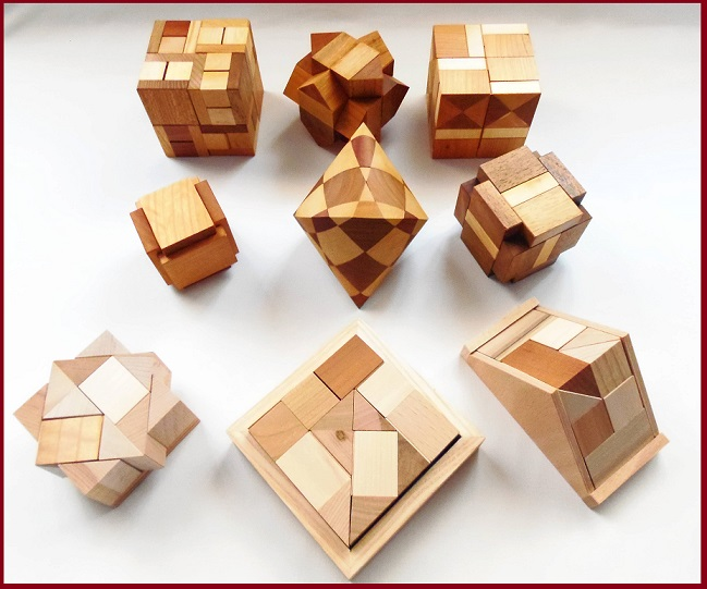 Vinco Puzzles Collection
