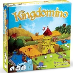 Kingdomino - Awarded Fun Strategy Game