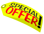 Special Offers / Promos