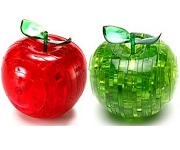 Apple - 3D Jigsaw Crystal Puzzle