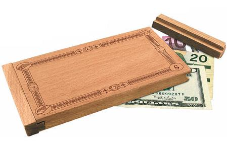 Wooden Puzzle Box Solutions Wooden Money Puzzle Box