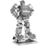 Bumblebee Transformers - Metal Earth 3D Model Puzzle