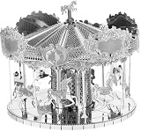 Merry Go Round - Metal Earth 3D Model Puzzle