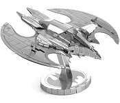 Batman 1989 Batwing - Metal Earth 3D Model Puzzle