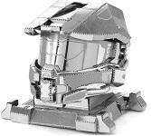 Master Chief Helmet Halo - Metal Earth 3D Model Puzzle