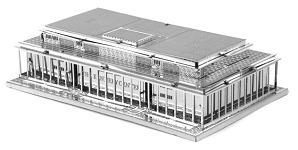 Kennedy Center - Metal Earth 3D Model Puzzle