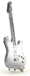 Electric Lead Guitar - Metal Earth 36.99D Model Puzzle