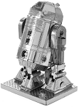 R2D2 Star Wars - Metal Earth 3D Model Puzzle