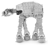 AT-AT Star Wars - Metal Earth 3D Model Puzzle