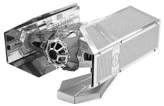 Darth Vader's TIE Fighter Star Wars - Metal Earth 3D Model Puzzle