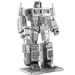 Optimus Prime Transformers - Metal Earth 3D Model Puzzle