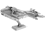UNSC Pelican Halo - Metal Earth 3D Model Puzzle