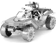 Warthog Halo - Metal Earth 3D Model Puzzle