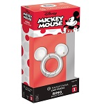 Mickey Mouse Cast Ring - Hanayama Metal Puzzle