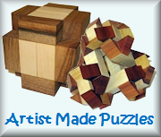 Artists Made Puzzles