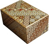 5 Sun 35 +1 Step Koyosegi - Japanese Puzzle Box