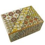 4 Sun 10 Steps Japanese Puzzle Box
