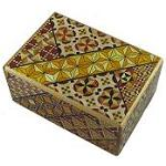 4 Sun 12 Steps Japanese Puzzle Box