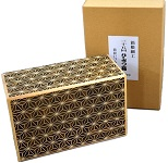 5 Sun 35 +1 Step Kuroasa - Japanese Puzzle Box