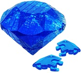 Family Jewel - 3D Jigsaw Crystal Puzzle