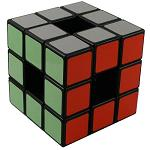 Hollow Cube 3x3  - Rotation Brain Teaser Puzzle