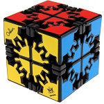 David's Gear Cube - Meffert's Rotation Puzzle