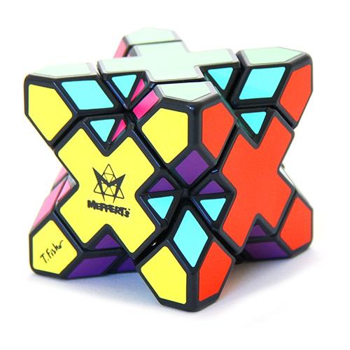 Skewb Xtreme Mefferts Rotation Brain Teaser Puzzle