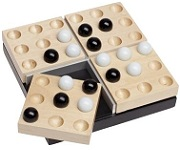 Pentago Wood - The Mind Twister Awarded Wooden Game