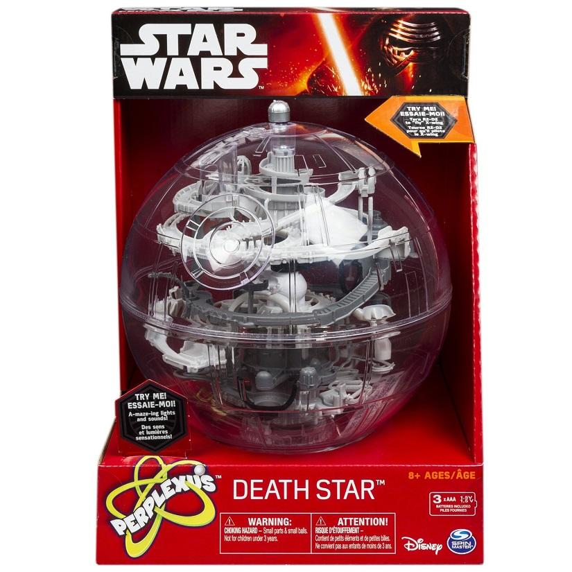 Perplexus Star Wars Death Star 3d Maze Puzzle Ball