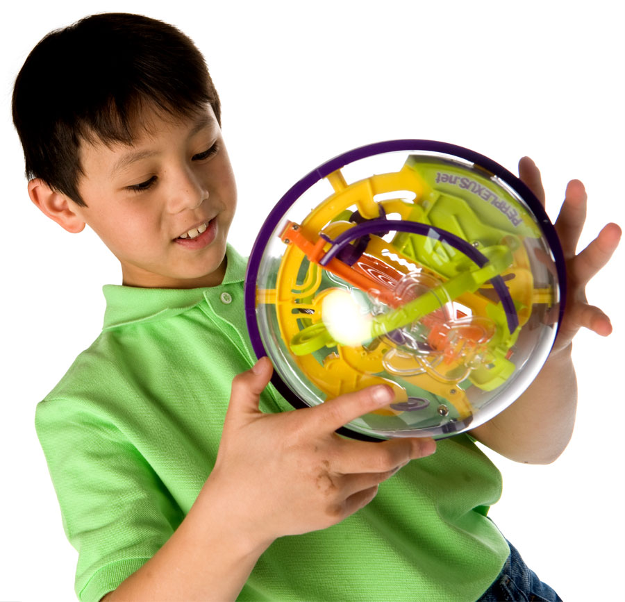 Top Toys For Boys Ages 5 8 : Perplexus original d maze brain teaser puzzle ball ebay