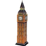 Big Ben 3D Jigsaw Puzzle 30 Pieces