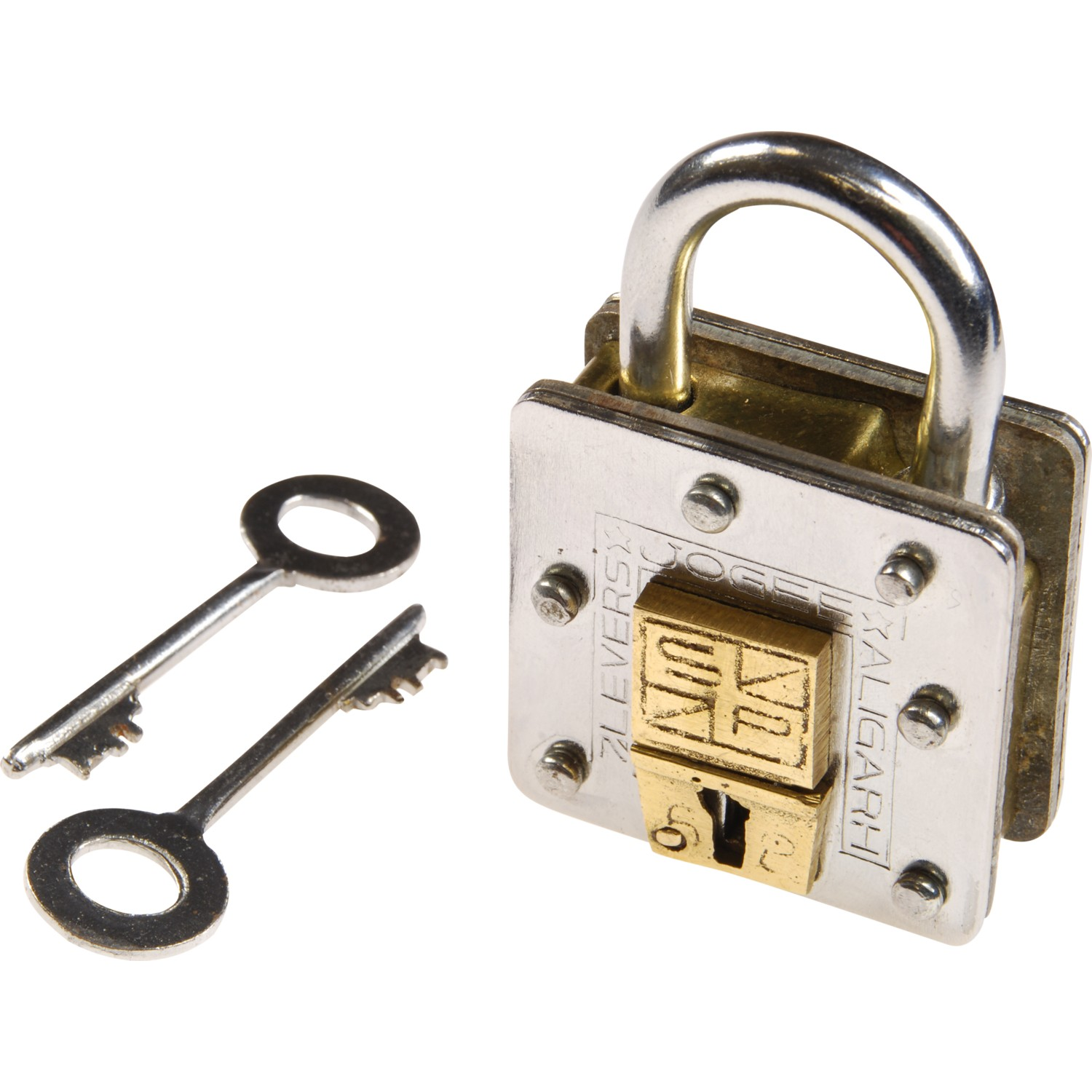 how to open a houdini lock