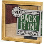 Pack It In - Packing Problem Wooden Puzzle Academy