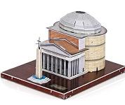 Pantheon 3D Jigsaw Puzzle 32 Pieces