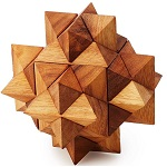 Acorn Pure Genius Series - Wooden Puzzle
