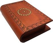 Book Of Secrets - Secret Wooden Puzzle Box