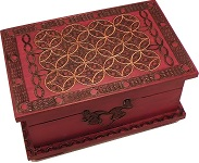 Celtic Chest - Secret Wooden Puzzle Box
