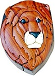 Lion - Secret Wooden Puzzle Box