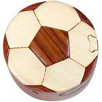 Soccer Ball - Secret Wooden Puzzle Box