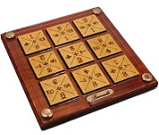 Bernoulli - Number Match Brainteaser Wooden Puzzle