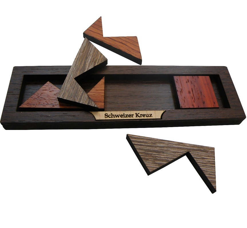wooden cross puzzle instructions