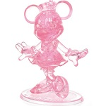 3d Crystal Puzzle Minnie Mouse