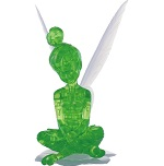 3d Crystal Puzzle Tinker Bell