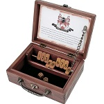 Shut The Box Circa - Wooden game