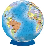 Lifestyle Globe 3d Sphere Puzzle 240pc