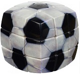 V-Cube 3 Pillowed - Soccer Ball 3x3 Twisty Puzzle