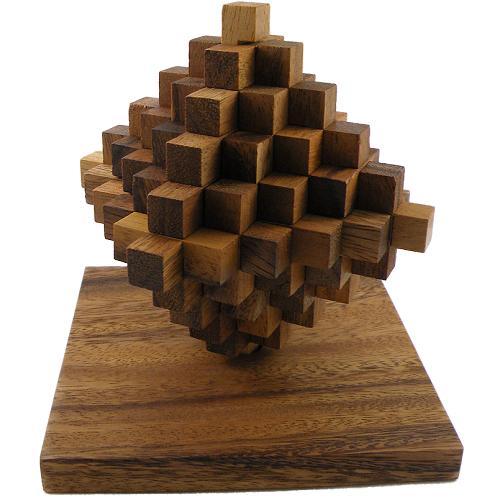 Ladder - Wooden Brain Teaser Puzzle