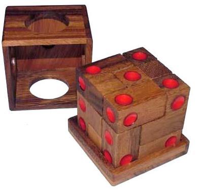 Cube Puzzle Jigsaw Team Building