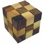 Snake Cube FANCY - Brain Teaser Puzzle (Large)