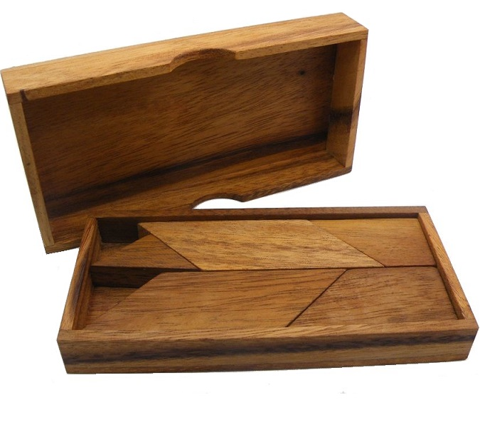 wooden puzzle box instructions